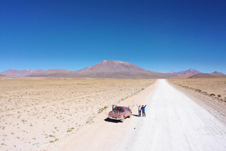 アタカマ砂漠2