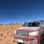 【IDA】※動画付 チリの砂漠で空撮しました【南米空撮レポート】